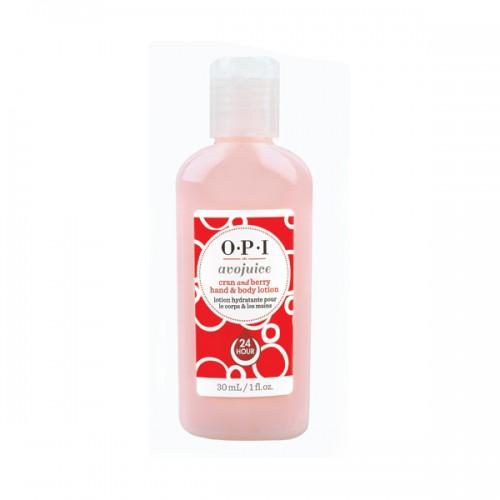 OPI Avojuice Cran & Berry Hand- & Bodylotion 30 ml