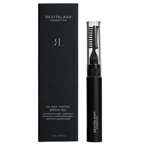 RevitaLash Hi-Def Tinted Brow Gel dark brown 7,4 ml