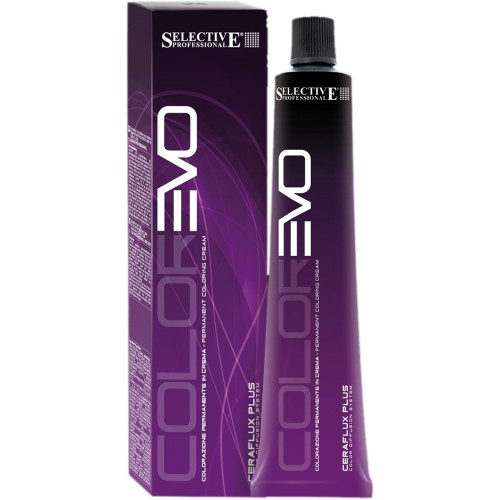 Selective ColorEvo Cremehaarfarbe 9.1 sehr hell aschblond 100 ml