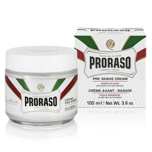 Proraso Weiße Linie Pre-Shave Cream 100 ml