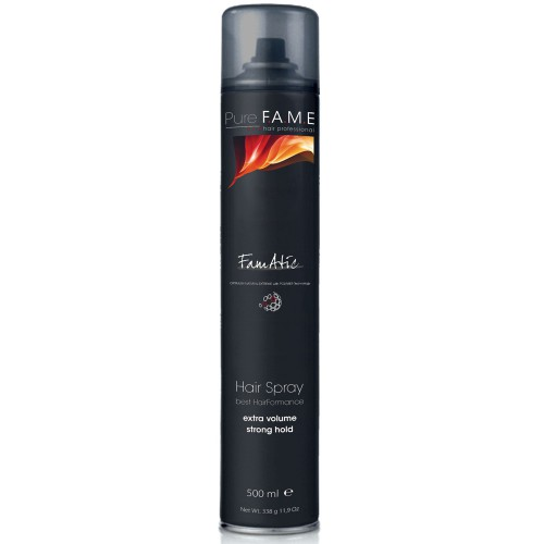 "Pure Fame ""Famatic"" Haarpray strong 500 ml"