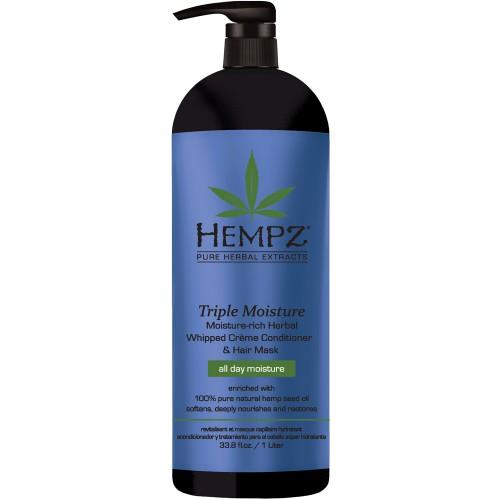 Hempz Triple Moisture Conditioner 1000 ml