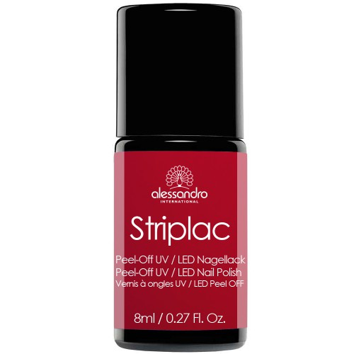 alessandro International Striplac 904 Red Paradise 8 ml