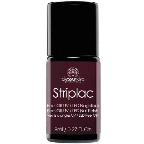 alessandro International Striplac 905 Rouge Noir 8 ml
