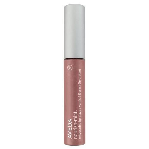 AVEDA Nourish-Mint Rehydrating Lip Glaze Pink Lu 7 ml