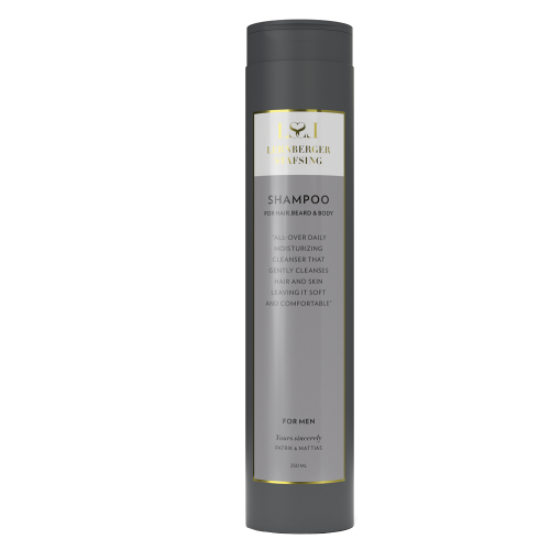Lernberger Stafsing Mr Shampoo for Hair, Beard & Body 250ml