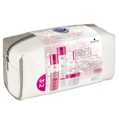 Schwarzkopf BC Bonacure Color Freeze Spray 3 für 2