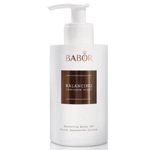 BABOR SPA Balancing Cashmere Wood Body Oil 200 ml