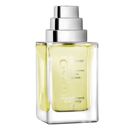 The Different Company Sel de Vétiver Eau de Parfum 100 ml