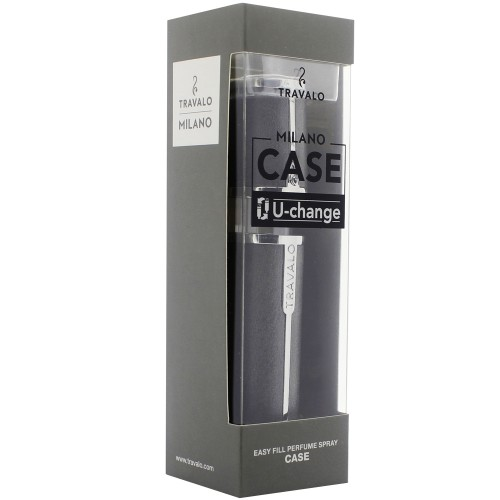 TRAVALO Milano HD Case Light Grey 5 ml