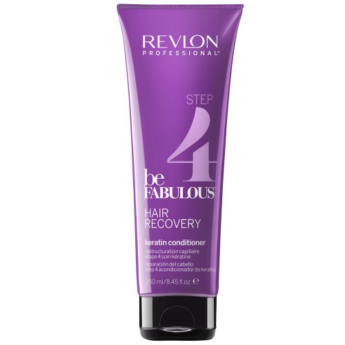 Revlon Be Fabulous Step 4 Recovery Keratin Conditioner 250 ml