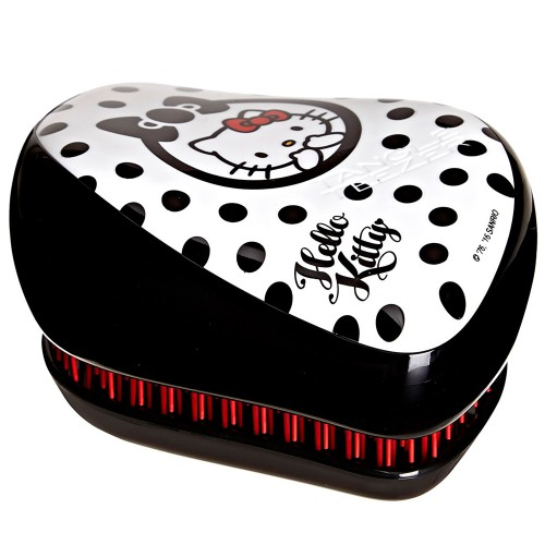 Tangle Teezer Compact Hello Kitty Black/White