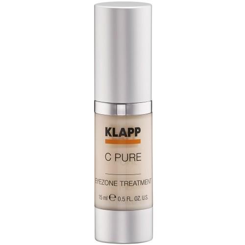 Klapp Cosmetics C Pure Eyezone Treatment 15 ml