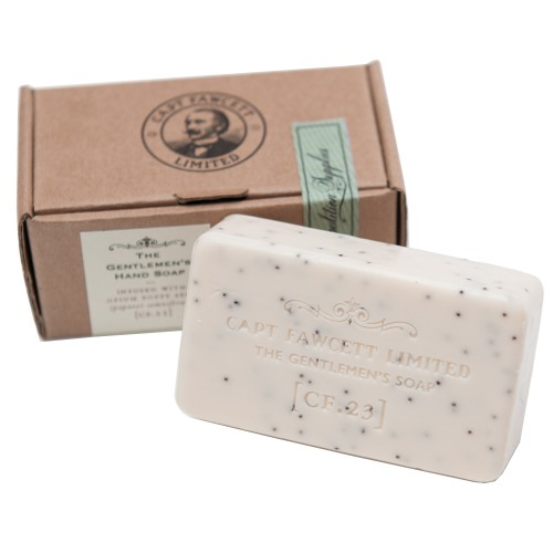Captain Fawcett's Gentleman's Soap 165 g