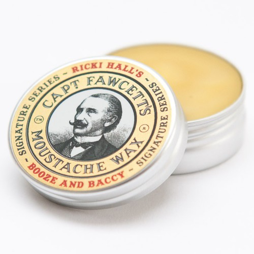 Captain Fawcett's Ricki Hall Moustache Wax 15 ml