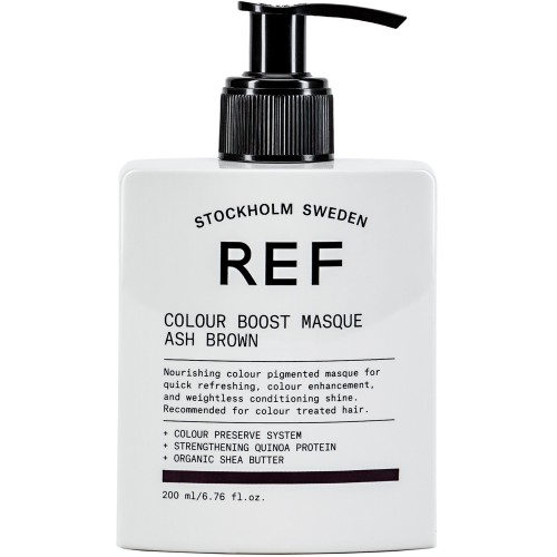 REF. Color Boost Masque Ash Brown 200 ml