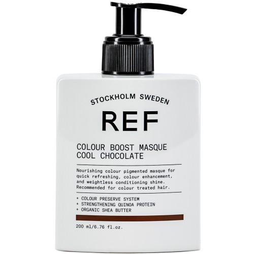REF. Color Boost Masque Cool Chocolate 200 ml