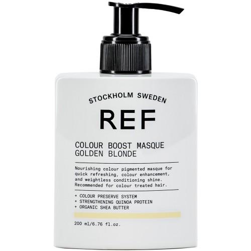REF. Color Boost Masque Golden Blonde 200 ml
