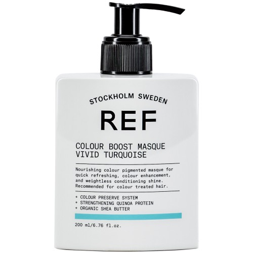 REF. Color Boost Masque Vivid Turquoise 200 ml