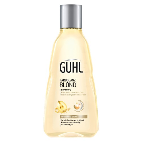 Guhl Farbglanz Blond Shampoo 50 ml