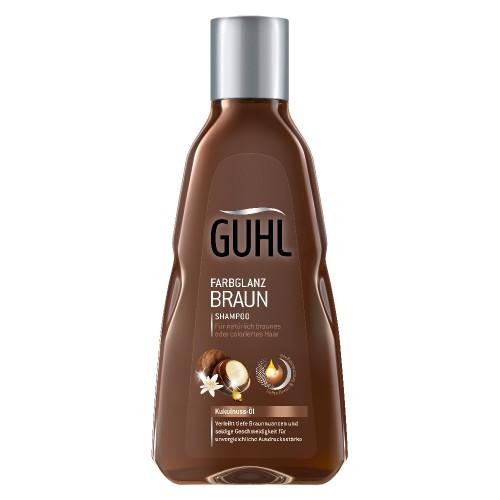 Guhl Farbglanz Braun Shampoo 50 ml