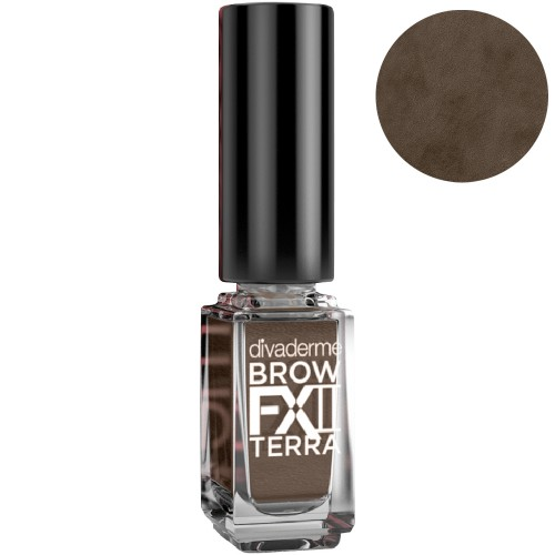 Divaderme BrowFX II Terra Cappucino 4 ml
