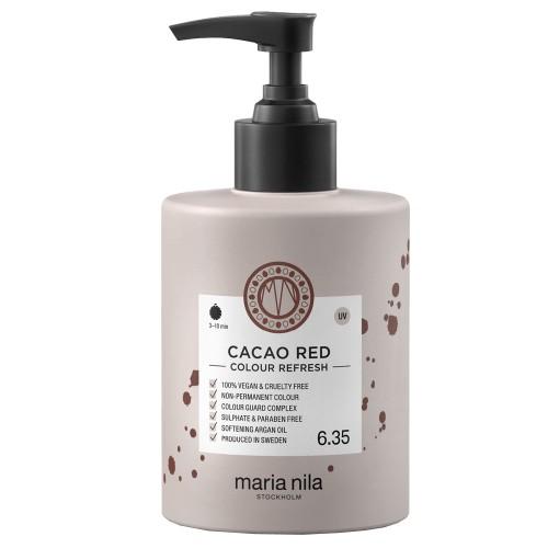 Maria Nila Colour Refresh Cacao Red 300 ml