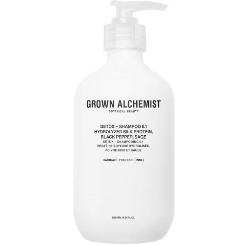 grown alchemist detox shampoo 0 1 500 ml g nstig kaufen hagel online shop. Black Bedroom Furniture Sets. Home Design Ideas