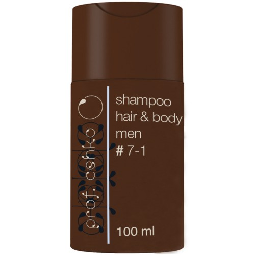 C:EHKO #7-1 Shampoo Hair & Body Men 100 ml
