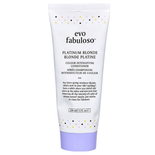 evo Platinum Blonde Colour Intensifying Conditioner 220 ml