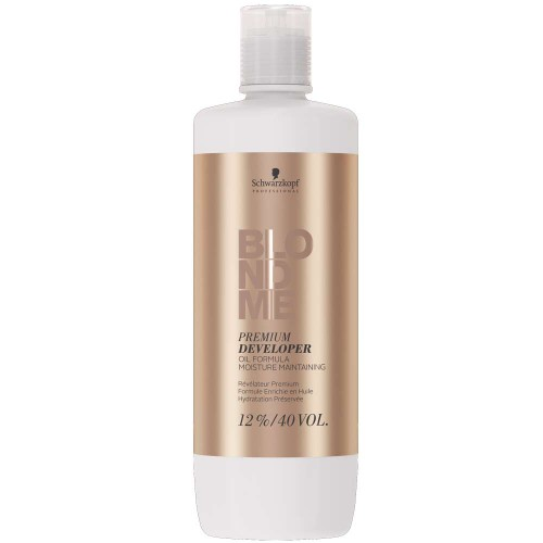 Schwarzkopf Blondme Premium Entwickler 12%/40 Vol 1000 ml