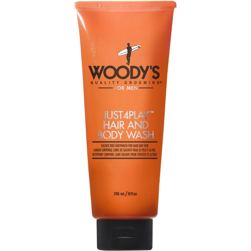 Woody's Just 4 Play Body Wash 296 ml