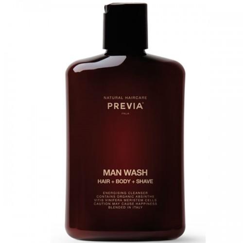 Previa Man Wash 250 ml