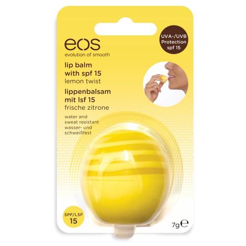 eos lemon twist LSF 15 7 g