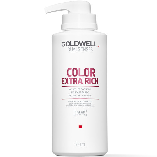 Goldwell Dualsenses Color Extra Rich 60 Sec Treatment 500 ml