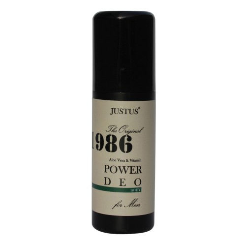 JUSTUS 1986 Power Deo 100 ml