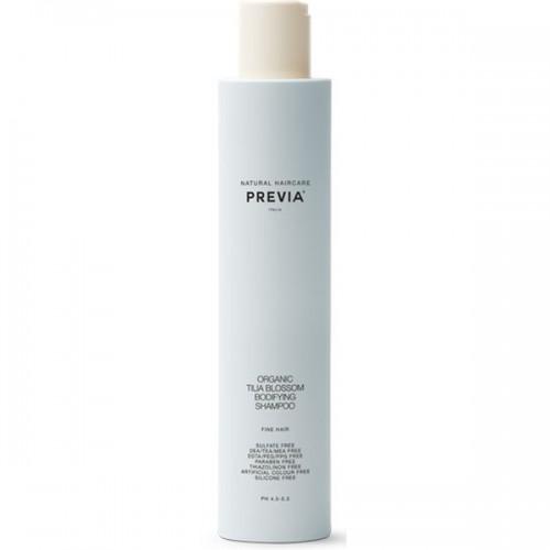 Previa Volumising Tilia Blossom Bodyfying Shampoo 250 ml