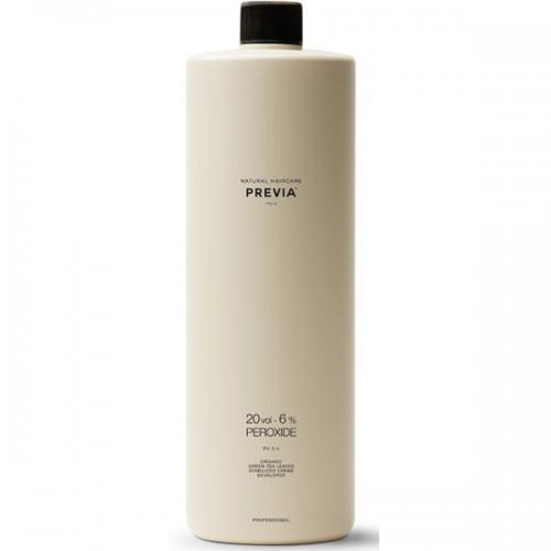 Previa Creme Peroxide 20 Vol 6% 1000 ml