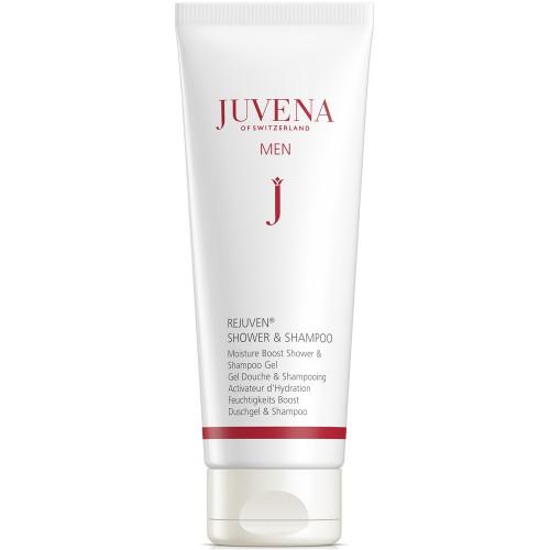 Juvena Rejuven Men Moisture Boost Shower & Shampoo 200 ml