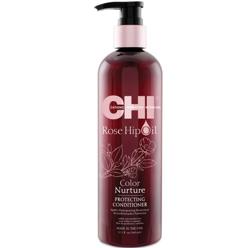 CHI Rose Hip Oil Protecting Conditioner 340 ml