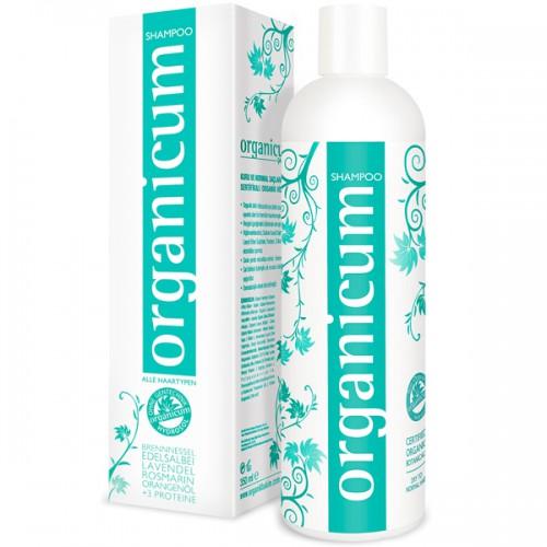 organicum shampoo f r trockenes schuppiges haar 250 ml g nstig kaufen hagel online shop. Black Bedroom Furniture Sets. Home Design Ideas