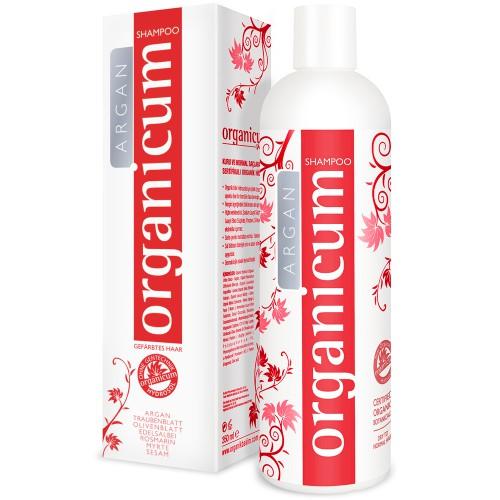 organicum Shampoo für trockenes, strapaziertes, gefärbtes Haar 350 ml