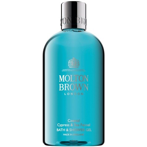 molton brown coastal cypress sea fennel bath shower gel 300 ml g nstig kaufen hagel online. Black Bedroom Furniture Sets. Home Design Ideas