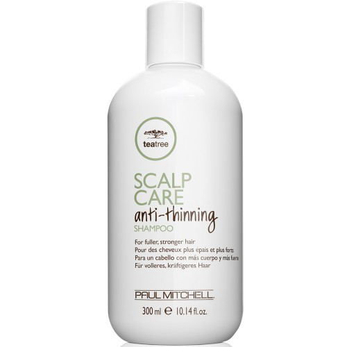 Paul Mitchell Tee Tree Scalp Care anti-thinning Shampoo 300 ml