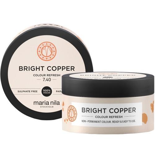 Maria Nila Colour Refresh Bright Copper 100 ml