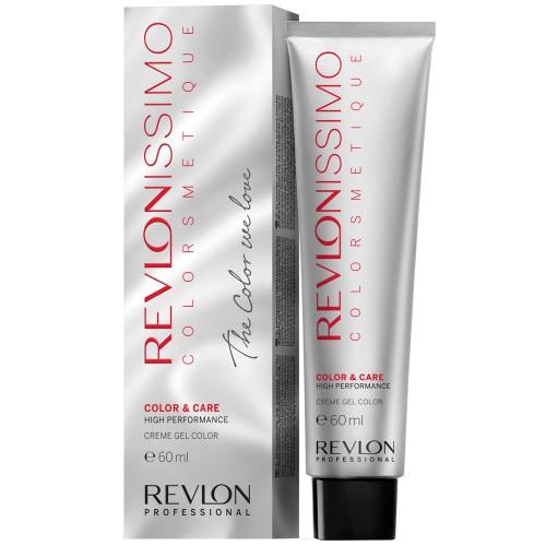 Revlon Revlonissimo Colorsmetique Color & Care 2,10 Blauschwarz 60 ml