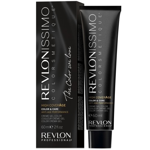 Revlon Revlonissimo Colorsmetique High Coverage 5,13 Hellbraun beige 60 ml