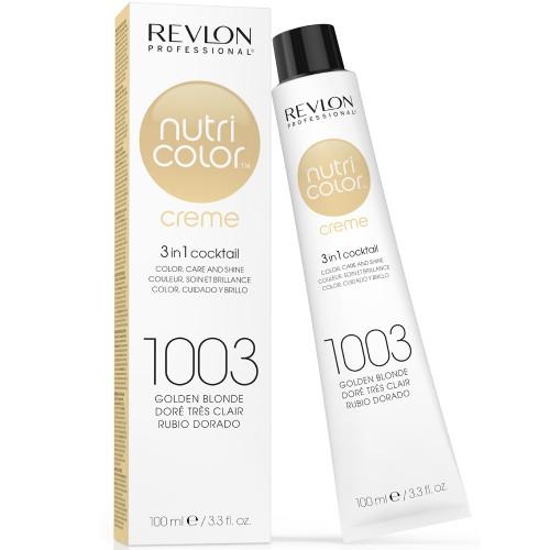 Revlon Nutri Color Cream 1003 Golden Blonde 100 ml