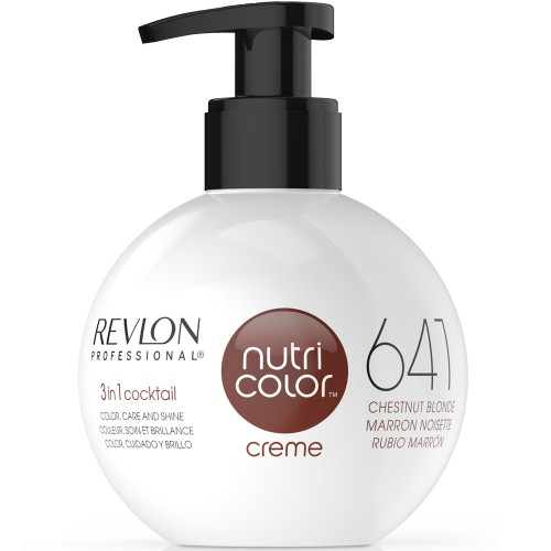 Revlon Nutri Color Cream 641 Chestnut Brown 270 ml