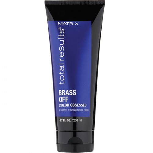 Matrix Total Results Brass Off Maske 200 ml